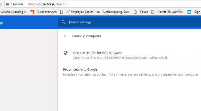 google anti malware tool