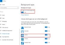 hese settings only apply to apps you installed using the Windows Store